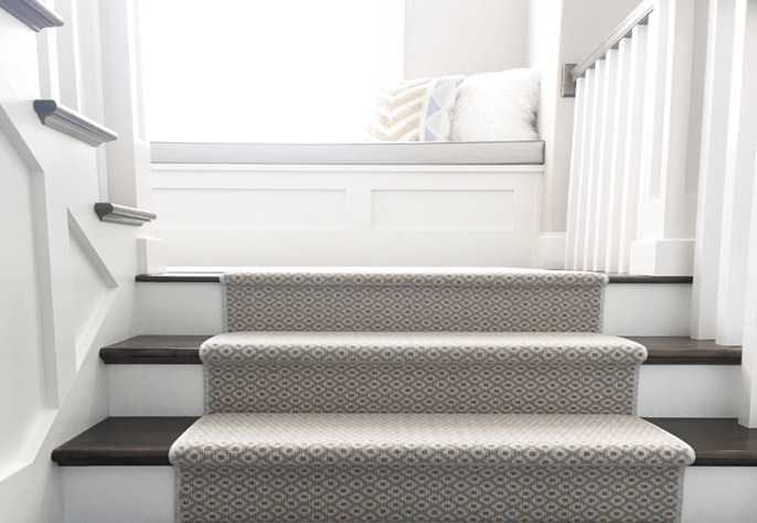 Add a Low-Priced Stair Runner