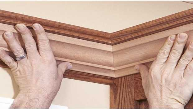 Addition of Crown Molding with Ease