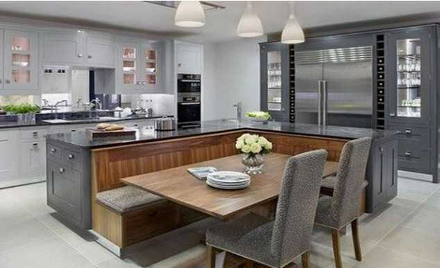 Enhancing the Kitchen