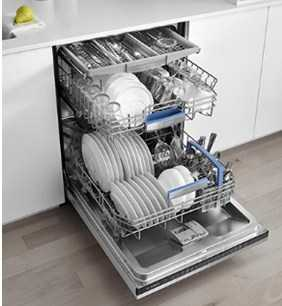 Install a Dishwasher to Preserve Water