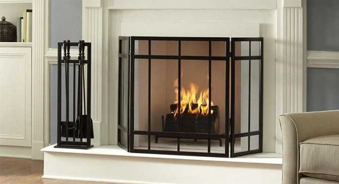 The choice of fireplace
