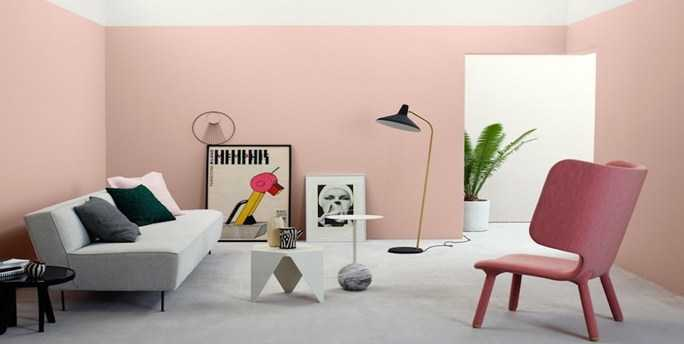 Using Paints to Refresh Homes
